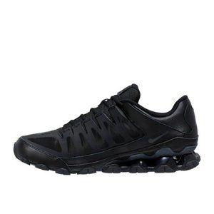 NIKE REAX 8 TR MESH Black Sneakers